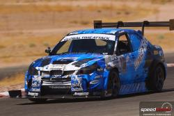 Mark Jager Prepares his 2006 Subaru WRX STI for Unlimited Class Time Attack