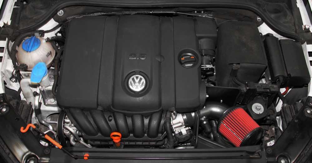 AEM Short Ram Intake for Five-Cylinder 2011, 2012, 2013 and 2014 Volkswagen  Jetta 2.5LAEM Intakes