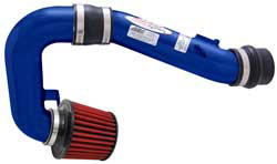The AEM 21-474B cold air intake can uncork power in the 2002-2005 Subaru WRX