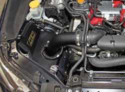 Increase power and throttle response in the VA Subaru WRX STi with an AEM cold air intake