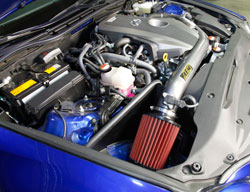 The AEM 21-791C Intake will improve acceleration, torque, throttle-response, and engine sound.