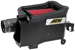 AEM Cold Air Intake Systems are designed to add horsepower and torque
