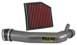 AEM Dryflow Synthetic Replacement Filters are constructed of multiple layers of filter media