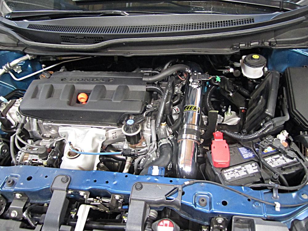 K/&N Drop In Replacement Panel Air Filter For 2006-2011 Honda Civic 1.8L