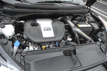 AEM Air Intake Installed on a 2016 Hyundai Veloster Turbo