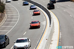 Young Tea and FRS 86 led the Tour of L.A. event