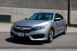 2016 Honda Civic 1.5L turbo