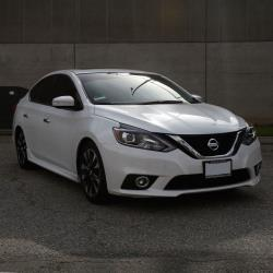 The 2017 Nissan Sentra SR Turbo can gain an estimated 15 horsepower thanks to an AEM cold air intake