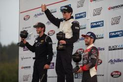 Dylan Hughes earned 2nd place at his first Formula D Pro 2 event at Evergreen Speedway