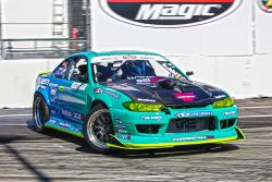 Matt Field contributed to the Tire Manufacturer Championship for his Falken Tire sponsor in Montreal